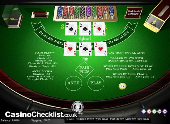 3 card poker online uk diy nut slot files