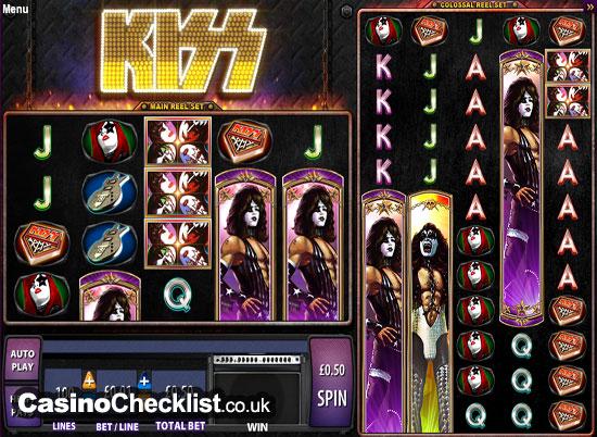 Kiss Slot Machine Online ᐈ WMS™ Casino Slots
